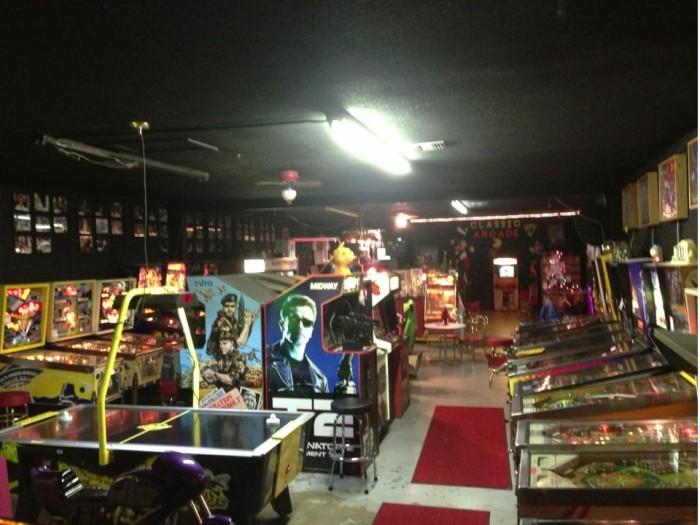 8) Klassic Arcade, Gobles