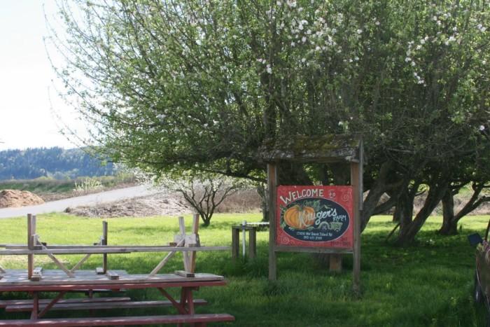 4) Kruger's Farm, Portland