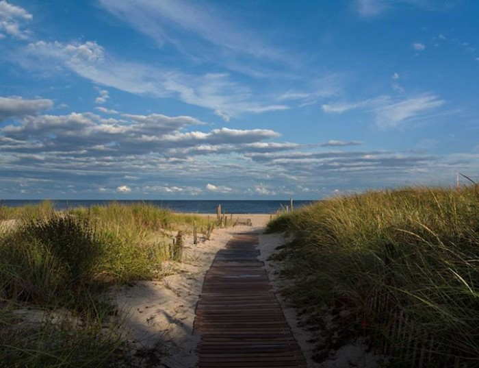 9. Long Beach Island, taken by Stanley Kosinski.