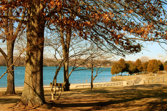 12. Spend the day at a State Park.