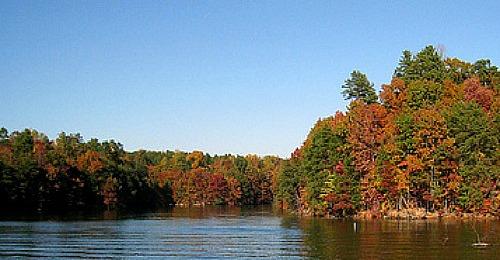 5. Lake Norman State Park