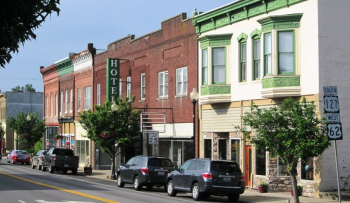 5) Lawrenceburg