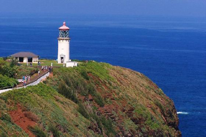 3) Lighthouses have always been popular photo subjects – and Kauai's Kilauea Lighthouse is no exception.