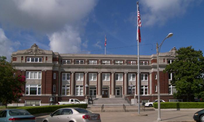 3) Limestone County