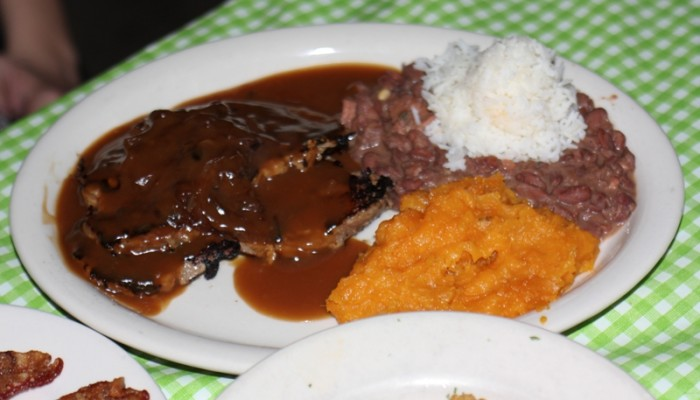 6. Liver, Onions and Gravy
