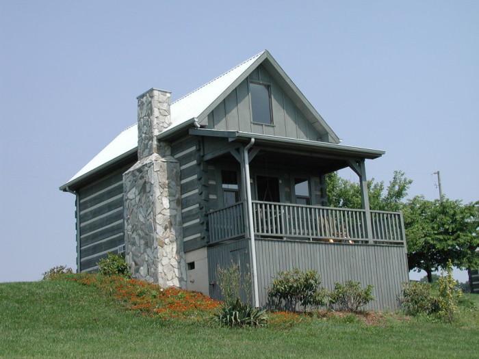6. Lonesome Pine Cabins, Fancy Gap