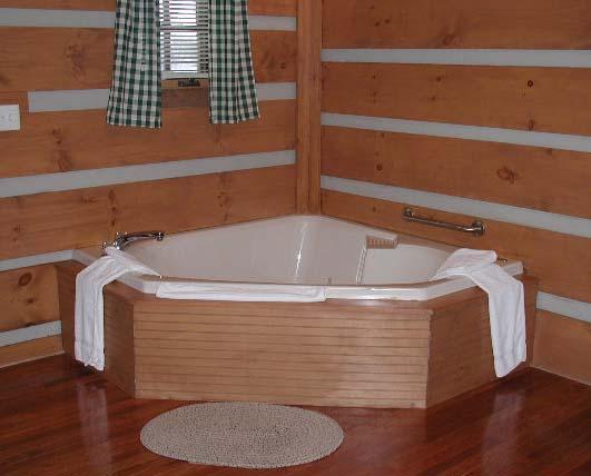 Lonesome pine tub