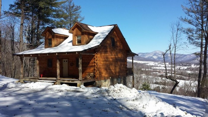 Lydia Mountain Lodge And Log Cabins, Stanardsville