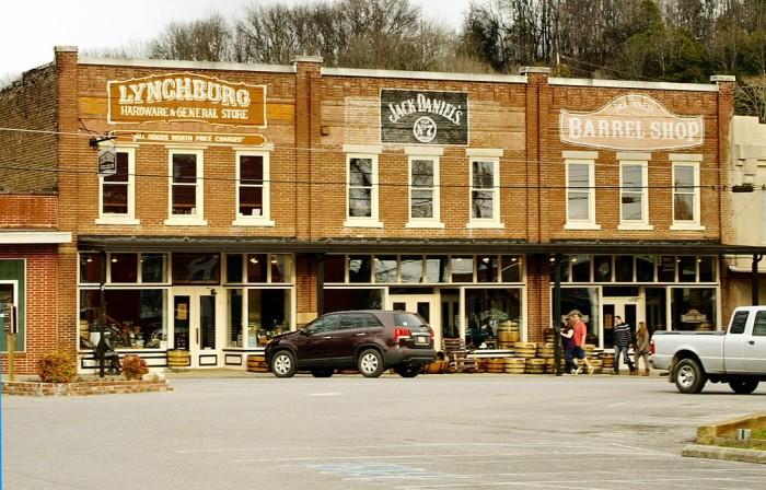 8) Lynchburg