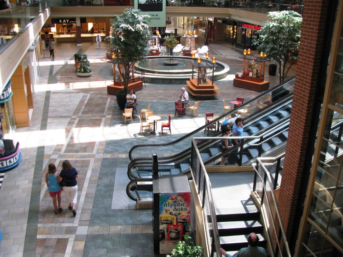 3. Mall
