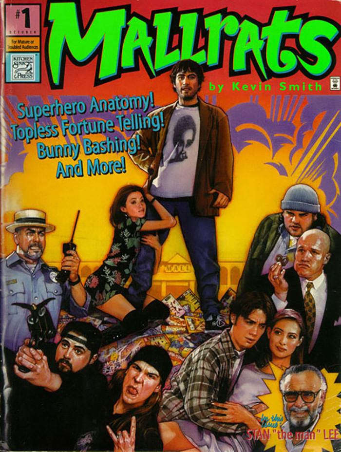3. Mallrats (1995).