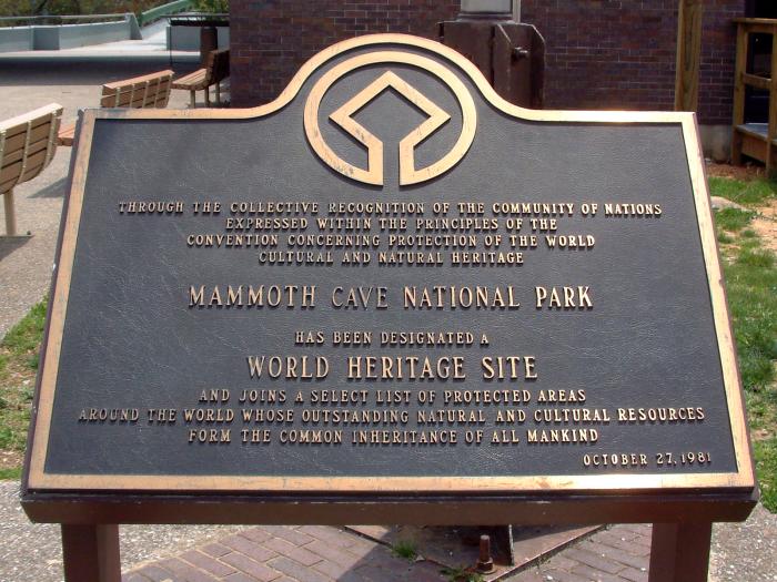 2. Mammoth Cave.