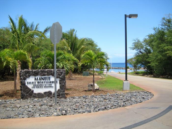 4) Manele Bay, Lanai