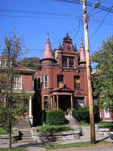 5. Friend's Mansion