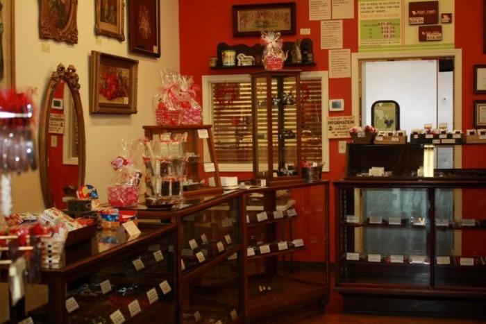 7) Mary Janes Chocolates Shop
