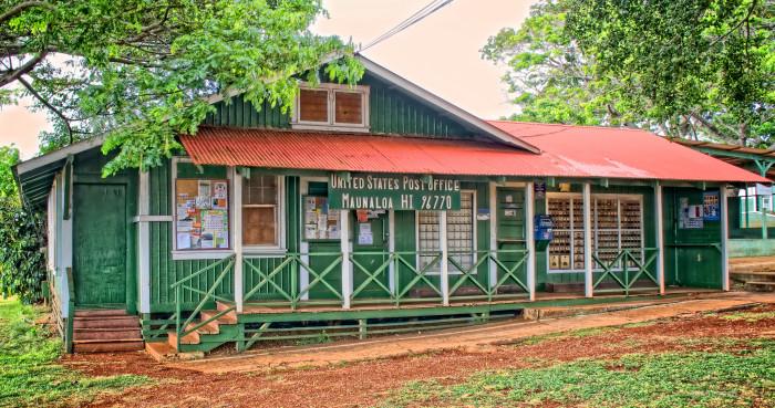 13) Maunaloa, Molokai