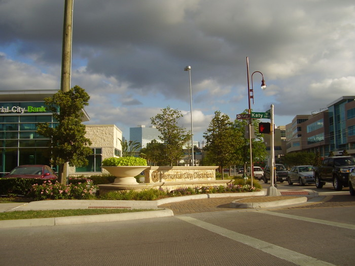 9) The Memorial area of Houston