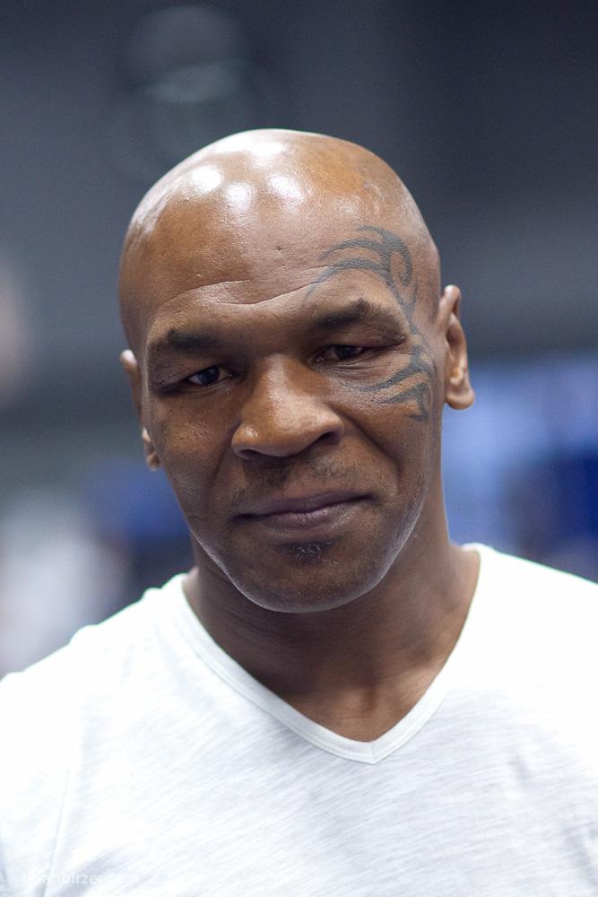 4. Mike Tyson, Heavyweight Champ, convicted of Rape