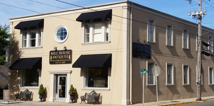 10. Mill House Antiques, Long Branch