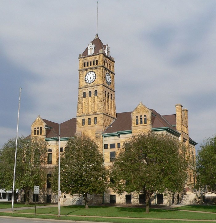 14. Mitchell County (Population: 6,373)