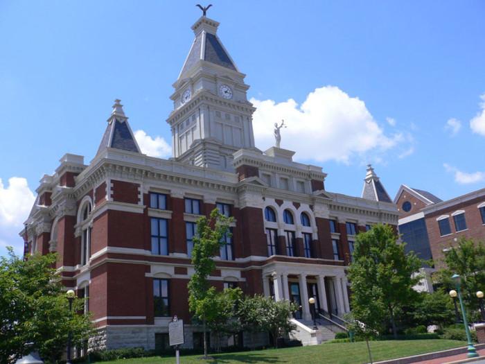 7) Montgomery County