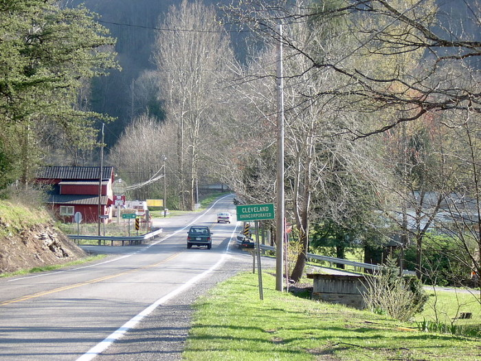 8. Mountain Parkway Byway