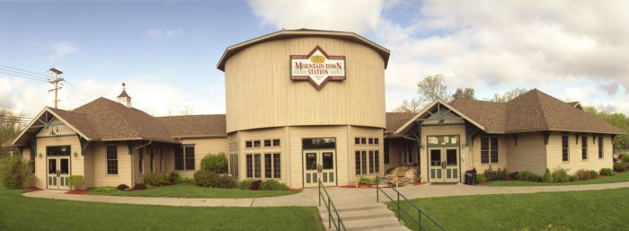 6) Mountain Town Station Brewing, Mount Pleasant