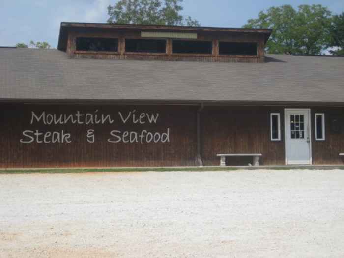 8. Mountain View Steak and Seafood, 2383 Pickens Hwy, West Union, SC 29696