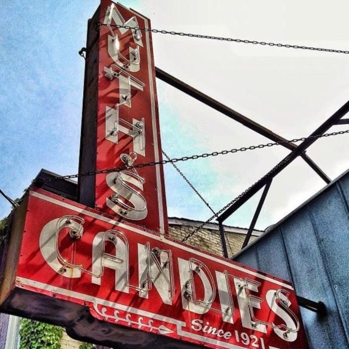 6) Muth's Candies