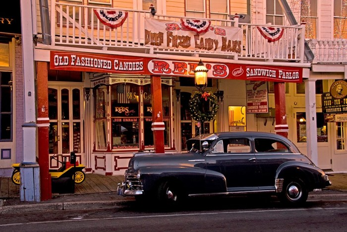 1. Red's Old Fashioned Candies - Virginia City