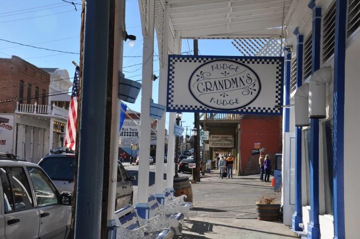 10. Grandma's Fudge Factory - Virginia City