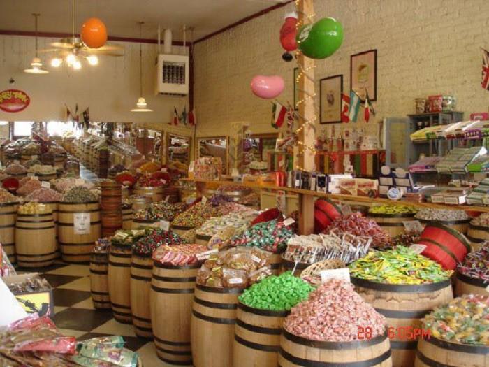 8. Barrels-O-Candy - Virginia City