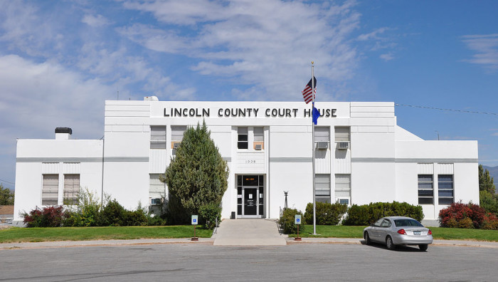 11. Lincoln County - 147 / .28% / 5,345