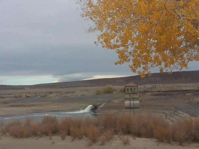 2. Lahontan State Recreation Area