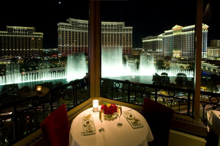 10. Without a doubt, Nevada's restaurants have the best views.