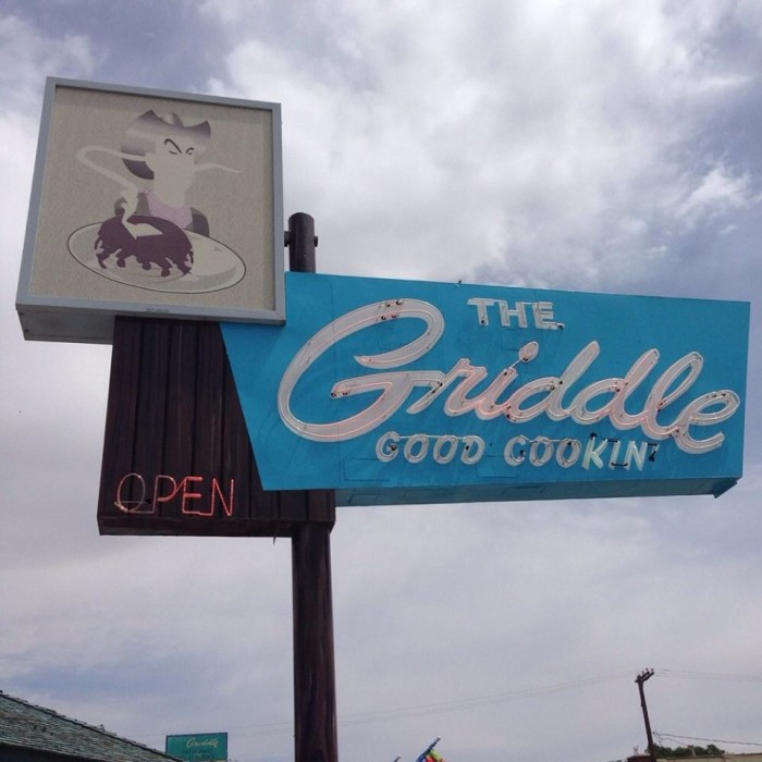 6. The Griddle - Winnemucca, NV