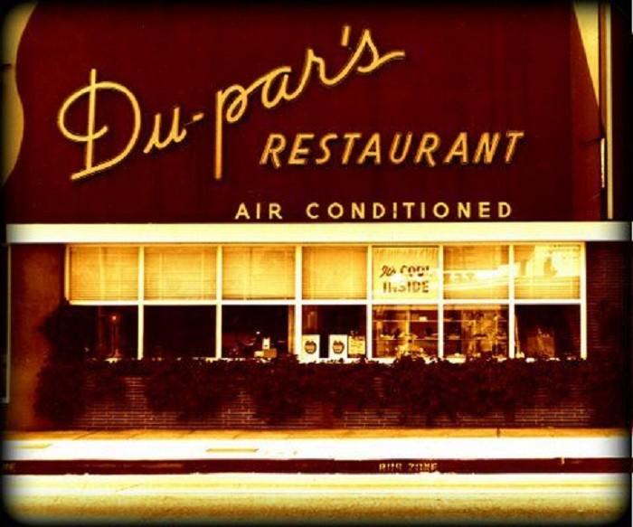 Du Par S Restaurants Las Vegas Las Vegas Nv