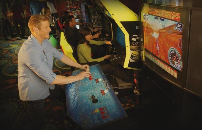 9. Fun Dungeon Arcade