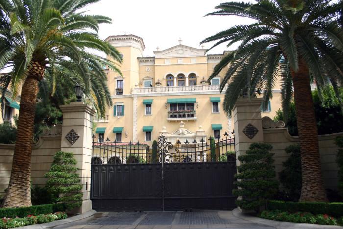 6. Mansion at MGM Grand Hotel & Casino - Las Vegas, NV
