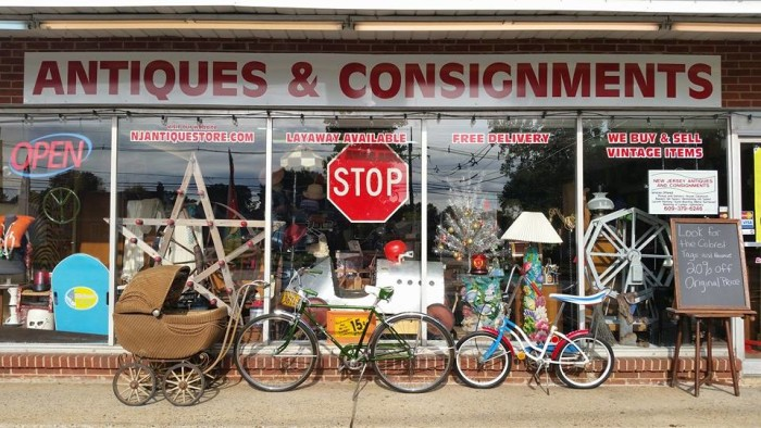 You Can Find Amazing Antiques At These  Places In New Jersey