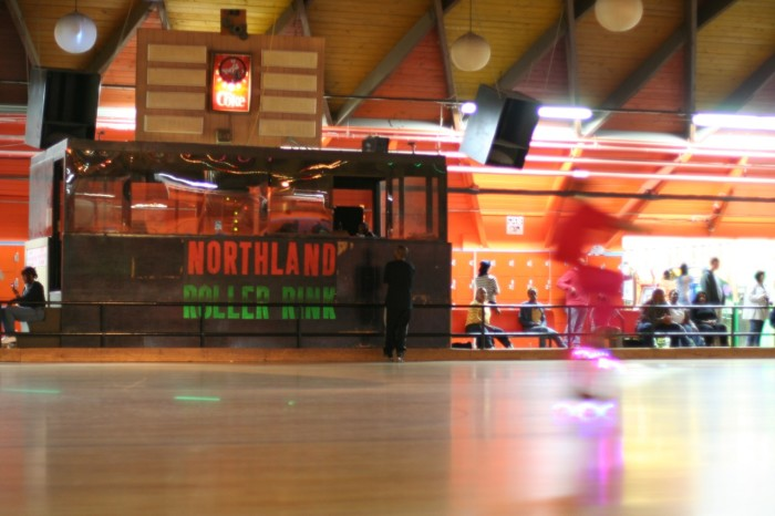 6) Northland Roller Rink, Detroit