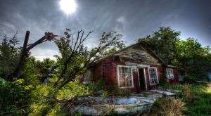 12 Creepy Houses In Oklahoma That Could Be Haunted