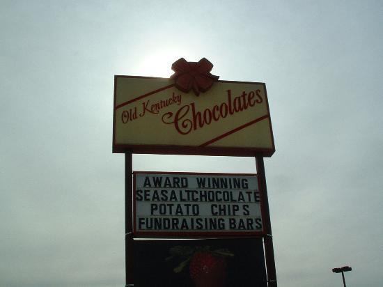 5) Old Kentucky Chocolates