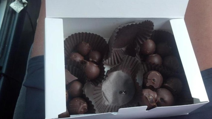 Old Kentucky Chocolate Candies