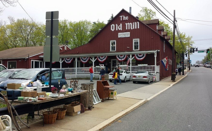 9. Old Mill Antique Mall, Mullica Hill