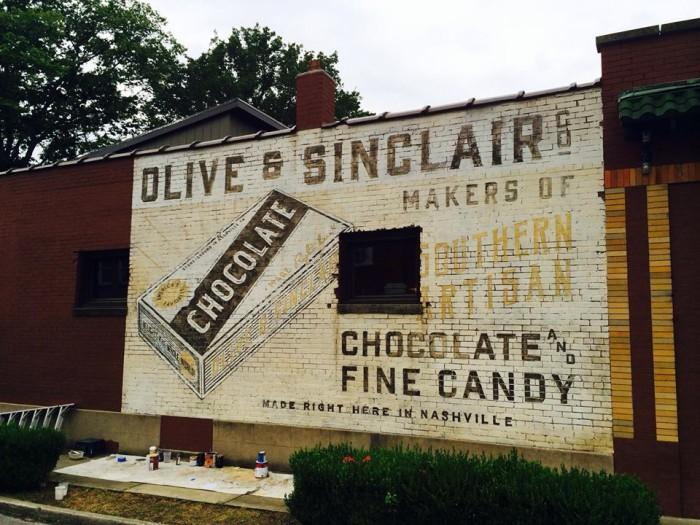 4) Olive & Sinclair - Nashville