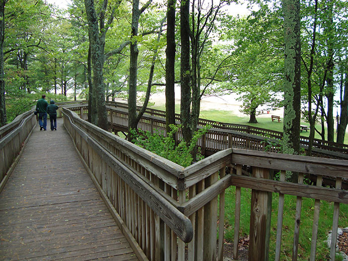 2) Otsego Lake State Park, Gaylord