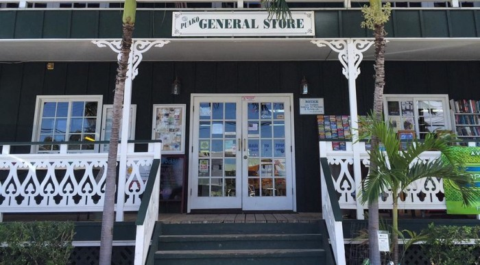 9) Puako General Store, Waimea