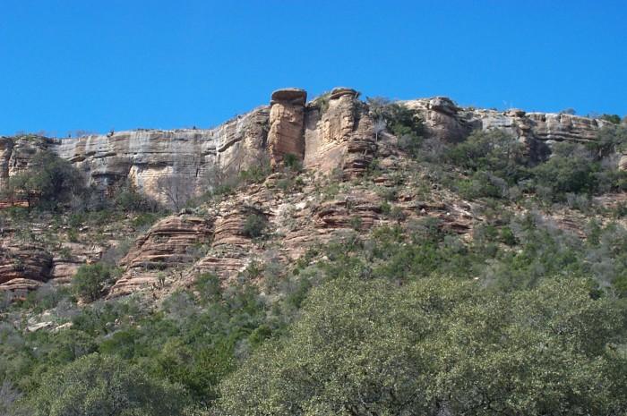 9) Packsaddle Mountain