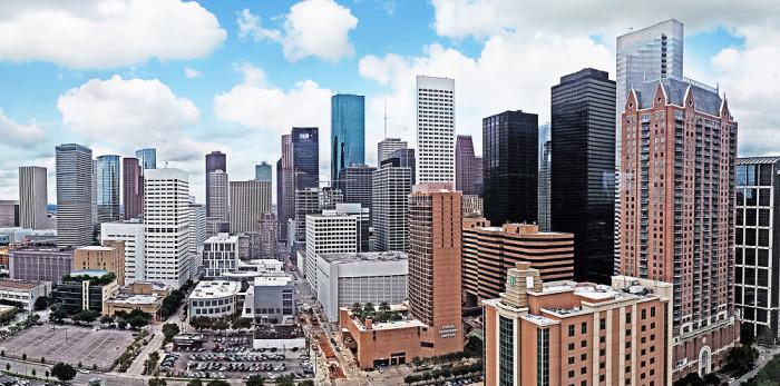 6) Houston